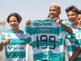 Después de 447 días, Ayrton Preciado vuelve a jugar con Santos Laguna