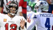 Juegazo: Buccaneers y Cowboys abrirán la temporada de la NFL