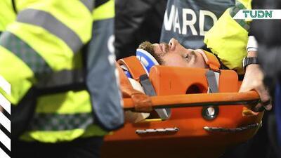 Bajric sufre conmoción cerebral tras el choque con Raúl Jiménez