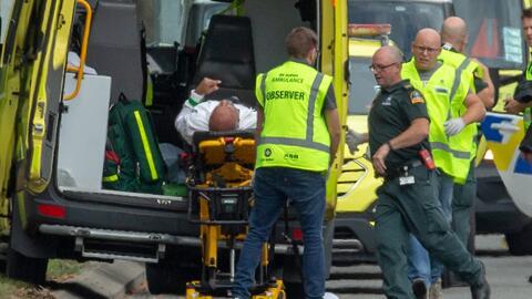 """""""Cambiaba de un arma a otra para seguir disparando"""": Testigo relata cómo sobrevivió al ataque"""