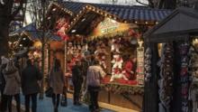 Fredericksburg es una de las mejores ciudades para pasar la Navidad en Estados Unidos