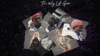 Lil Uzi Vert and Nicki Minaj release 'The Way Life Goes Remix'