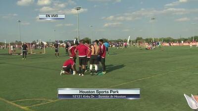 La fiebre del fútbol se siente en la Copa Univision