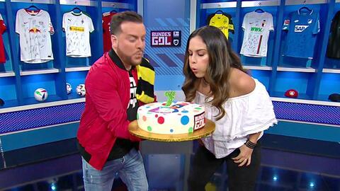 ¡Estamos de fiesta! Celebramos los 7 años de Univision Deportes compartiendo con nuestra audiencia