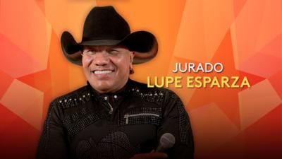 José Guadalupe Esparza, juez de Pequeños Gigantes