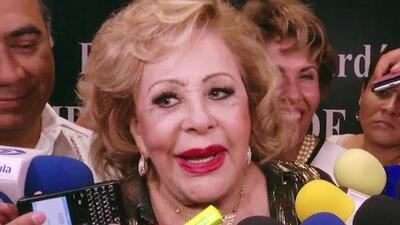 Silvia Pinal aclara si Enrique Guzmán no tiene dinero para pagar sus cuentas del hospital
