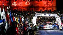 ¡El campeonato mundial de rallies WRC regresa a México!