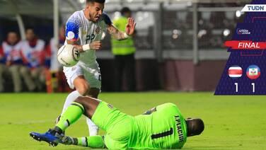 Costa Rica avanza en la Concacaf Nations League