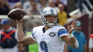 Lions confirman que Matt Stafford fue falso positivo