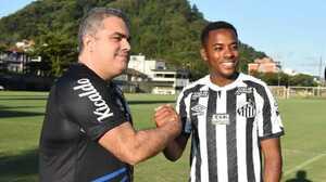 Se cae fichaje de Robinho con el Santos FC tras presiones de patrocinadores