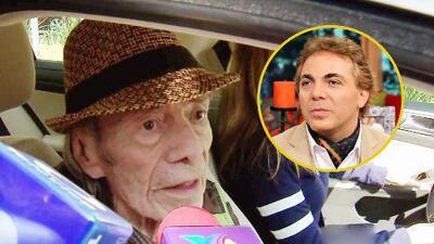 Cristian Castro sigue sin comunicarse con su padre el 'Loco' Valdés en su batalla contra el cáncer