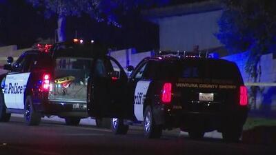 Un hombre muere baleado por un agente del alguacil luego de tener un accidente de tránsito