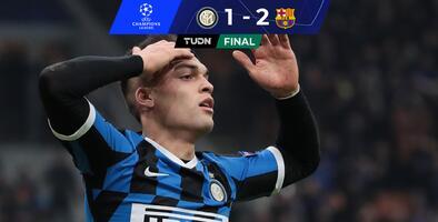 Un Baby-Barcelona venció al Inter y lo mandó a la Europa League