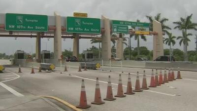 ¿Cómo funcionarán las rebajas en cinco carreteras de Miami-Dade y cuánto será el ahorro para los conductores?