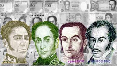 ¿Qué se compra con un bolívar? La hiperinflación de Venezuela contada por sus billetes