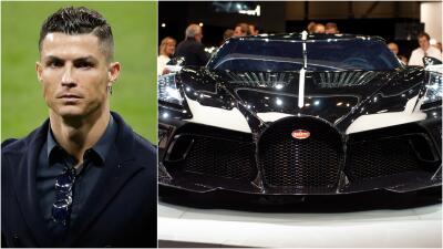 El impresionante auto que Cristiano Ronaldo habría comprado para aumentar su colección