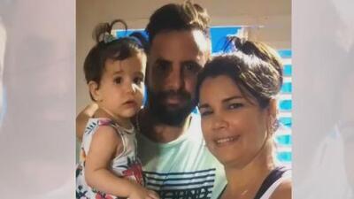 Padres de la niña cubana que murió tras la aplicación de una vacuna intentan obtener asilo en EEUU
