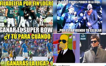 Memes del Super Bowl: burlas a Tom Brady, al show de Justin Timberlake y hasta a Cruz Azul