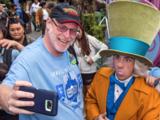 Un hombre visita Disneyland durante 2,000 días consecutivos
