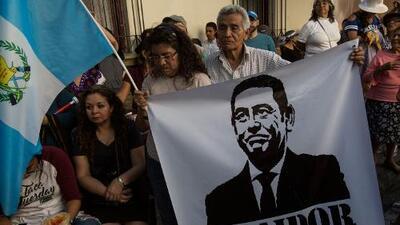 Demandan el acuerdo que convierte a Guatemala en 'tercer país seguro' y piden la renuncia del ministro que lo firmó