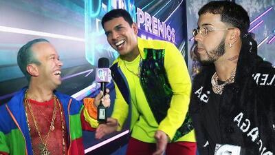 Mientras Tito El Bambino quiere en su gira a Carlitos 'el productor', Anuel AA lo ignora en Premios Juventud