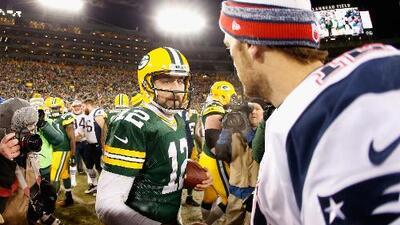 Packers-Patriots destaca en los partidos imperdibles de la Semana 9