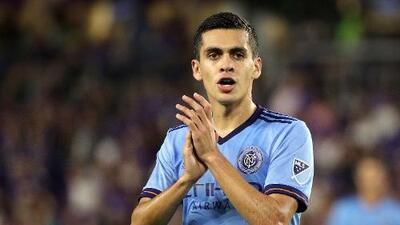 Crack paraguayo de New York City FC quiere causar impacto en su segundo año en MLS