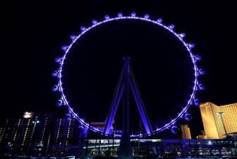 La rueda de la fortuna más alta del mundo