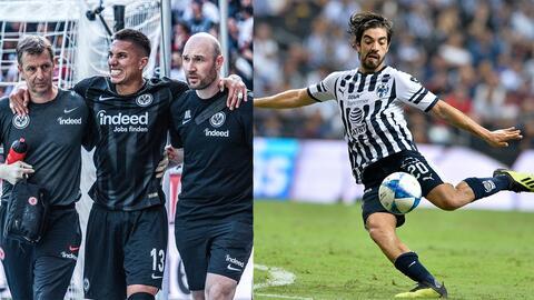 ¡Bajas confirmadas! Rodolfo Pizarro y Carlos salcedo son baja con la Selección Mexicana