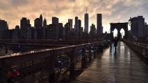 Nueva York se prepara para una tarde de miércoles lluviosa con posibilidad de tormentas aisladas