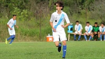 La derrota que más dolió para estos jóvenes futbolistas guatemaltecos fue que les negaran la entrada a EEUU
