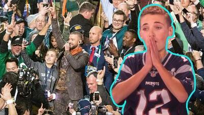 El regalo de Justin Timberlake al 'selfie kid' que te emocionará