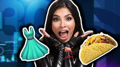 Entre tacos y pruebas de vestidos: así se prepara Alejandra Espinoza para Premio Lo Nuestro