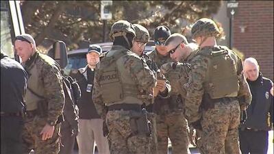 En fotos: Mueren dos personas en un tiroteo en la Universidad Central de Michigan
