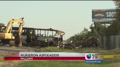 Surgen más detalles sobre el choque del camión de FedEx