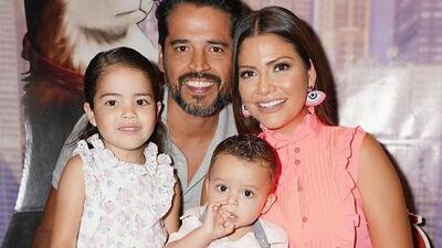 El esposo de Ana Patricia dice que van por el tercer hijo y a ella casi le da algo