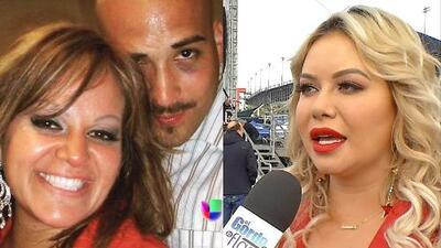 'El pelón', gran amor Jenni Rivera, se convierte en modelo para promocionar el perfume de la 'Diva de la banda'