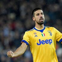Juventus y Khedira destrozan al Udinese