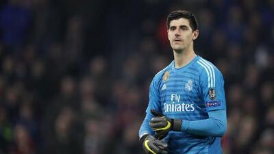 Courtois metido en problemas de 'faldas' y su salida del Real Madrid estaría sentenciada