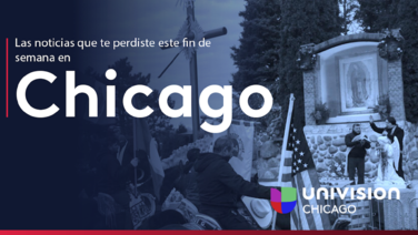 Se preparan feligreses para el festejo a la Virgen de Guadalupe, y llega una canción chilena de protesta a Chicago: Estas son las historias que te perdiste el fin de semana