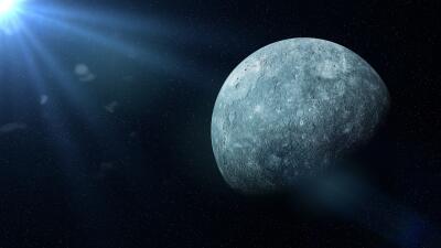 Ceres se adelanta y Mercurio retrocede ¿qué está pasando en el cosmos?