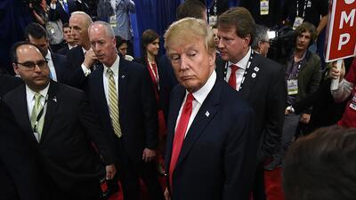Por qué se deben tomar en serio los insultos de Trump contra periodistas