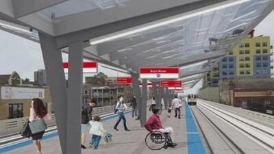 Cuatro estaciones de trenes de la CTA en el norte de Chicago serán renovadas