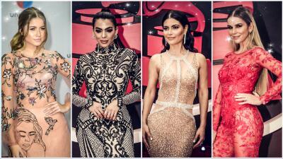 Estos fueron los mejores vestidos en la noche de Latin GRAMMY 2017