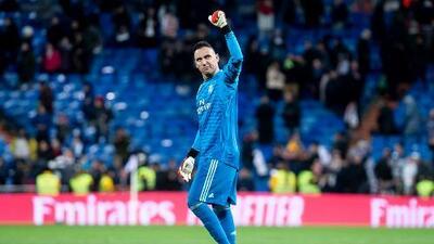 Keylor Navas podrá despedirse jugando en el Bernabéu ante el Betis de Lainez y Guardado