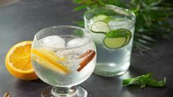 Gin tonics