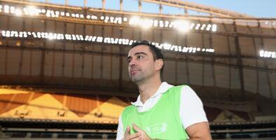 """Xavi le dijo que """"no"""" al Barcelona"""