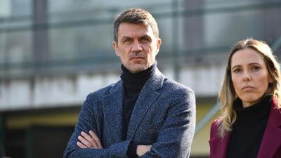 Maldini y Boban encabezan reestructuración del AC Milan