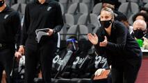 ¡Becky Hammon hace historia en la NBA!