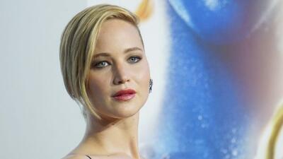 Se filtran supuestas imágenes íntimas de Jennifer Lawrence y más famosas